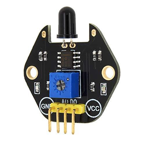 Flame Detection Sensor Module for Arduino LDTR-RM02 Sensors: