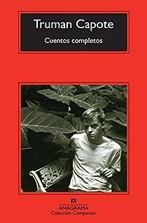 Cuentos completos par Truman Capote