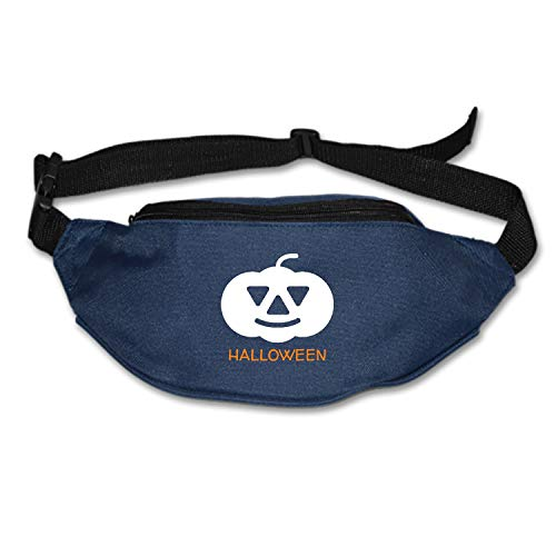 buygohome Unisex Halloween Fanny Pack Waist Bag Phone Holder Adjustable Running Belt for Cycling,Hiking,Gym]()