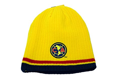 CA Club America Authentic Official Licensed Product Soccer Beanie - 007 by RHINOXGROUP