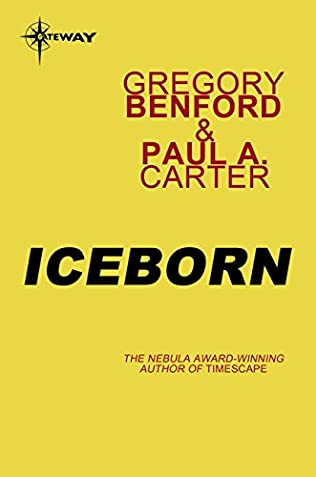 book cover of Iceborn