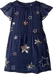 Girls Sequin Party Dress