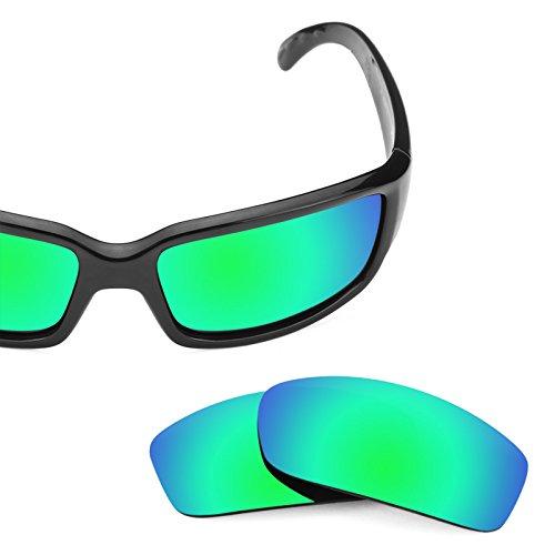 para Caballito Esmeralda Polarizados — Lentes Costa Mirrorshield de Verde múltiples Opciones repuesto Revant BntxXUgq