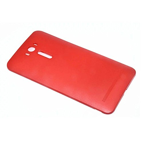 Rear Battery Back Door Cover Housing Case For ASUS ZenFone 2 Laser ZE600KL ZE601KL Z011D 6.0 Inch (Red)