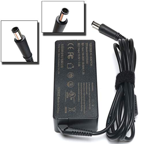 [UL Listed]Ac Laptop Adapter Charger for HP Pavilion G4 G6 G7 DM1 DM4 DV3 G42 G50 G56 Probook 4430s 4440s Compaq Presario Cq40 Cq45 515 6510b 6720t fit for PPP009H 584037-001 608425-002 677774-004 67 (Notebook Hp Dm1 Pavilion Pc)