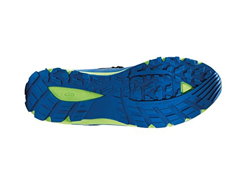 NORTHWAVE ESCAPE EVO trekking Mountain Bike Shoes, blue/lime