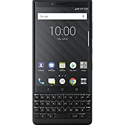 BlackBerry KEY2 Black Unlocked Android Smartphone (AT&T/T-Mobile) 4G LTE, 64GB