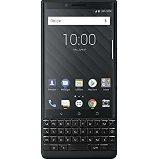 BlackBerry KEY2 Black Unlocked GSM Android Smartphone 4G LTE, 64GB