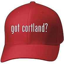 BH Cool Designs Got Cortland? - Baseball Hat Cap Adult