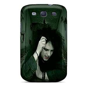 Excellent Design The Cure Case Cover For Galaxy S3