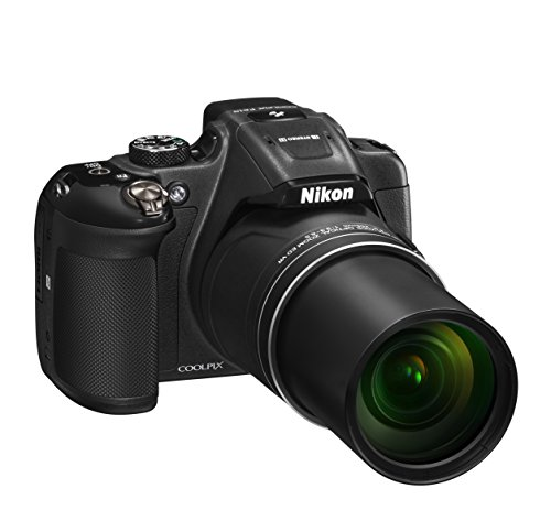 Nikon COOLPIX P610 Digital Camera with 60x Optical Zoom and Built-In...