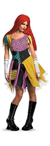 [Sassy Sally Costume - Small - Dress Size 4-6] (Sally A Nightmare Before Christmas Costumes)
