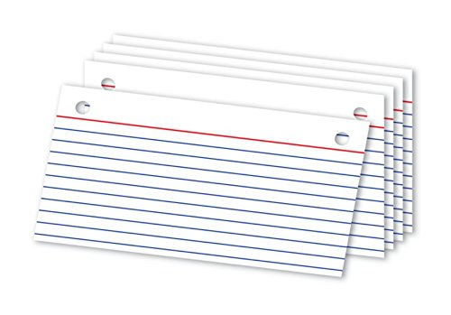 Officemax Index Cards - Office Depot Brand Binder Refill Index Cards, 3