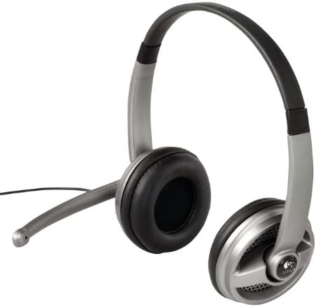 [해외]Logitech ClearChat Premium PC - Headset ( ear-cup ) / Logitech ClearChat Premium PC - Headset ( ear-cup )