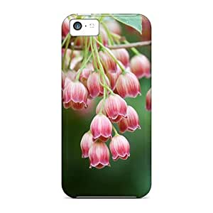AIi34398AWkH Anti-scratch Cases Covers Protective Cute Little Blossoms Cases For Iphone 5c