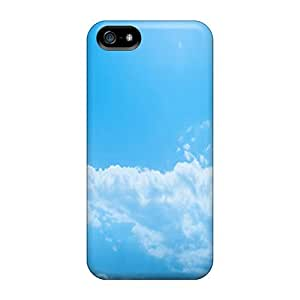 Defender Case With Nice Appearance (lovely Blue) For Iphone 5/5s by supermalls