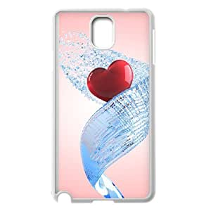Samsung Galaxy Note 3 Phone Case, With My Love Image On The Back - Colourful Store Designed