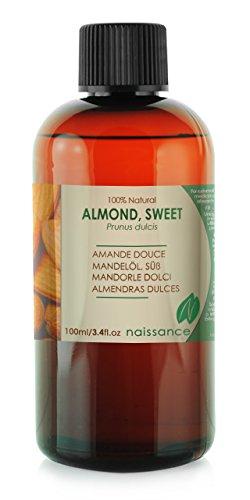 Mandelöl - 100% reines Basisöl - 100ml