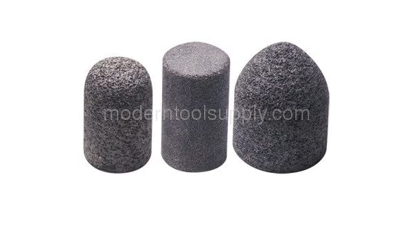 2-3//4 x 3-1//2 x 5//8-11 Aluminum Oxide Resin Cone Style T16 16 Grit