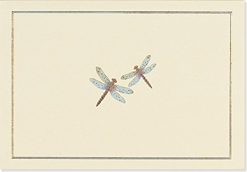 (Blue Dragonflies Note Cards (Stationery, Boxed Cards))