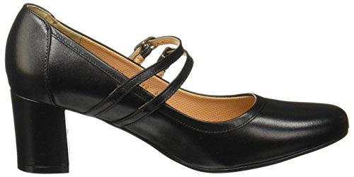 Zapatos Negro 2447308 Tacón Andrea para Mujer de qFRx5