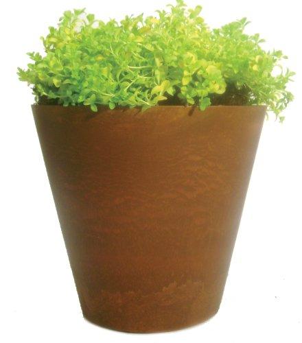 (Artstone Napa Round Planter, 10-Inch,)