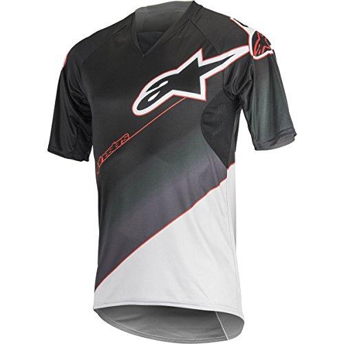Alpinestars Vector S/Jersey, Black Gray, Large