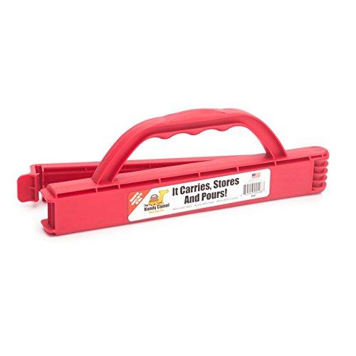 - Handy Camel Mini Bag Clip, Red