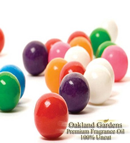 BUBBLE GUM Fragrance Oil - Just like bubble gum. Sweet & Sugary - By Oakland Gardens 4336903725