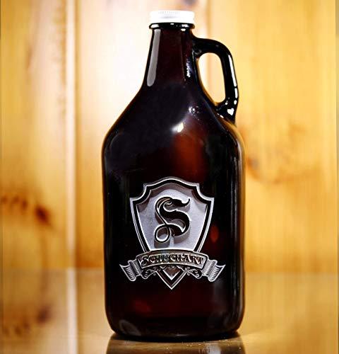 (Engraved Beer Growler (m30))