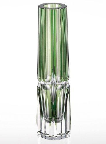カガミクリスタル 一輪挿(竹の膳) 江戸切子 F528-1908CGR B001CNKZMC