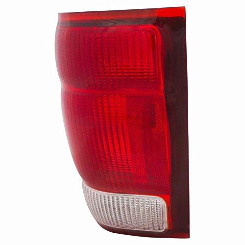 2000 ford ranger xlt tail lights - 2