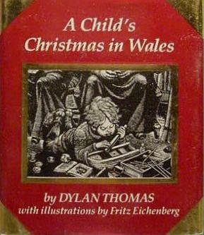 (A Child's Christmas In Wales (Running Press Miniature Editions))