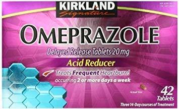 Top omeprazole liquid