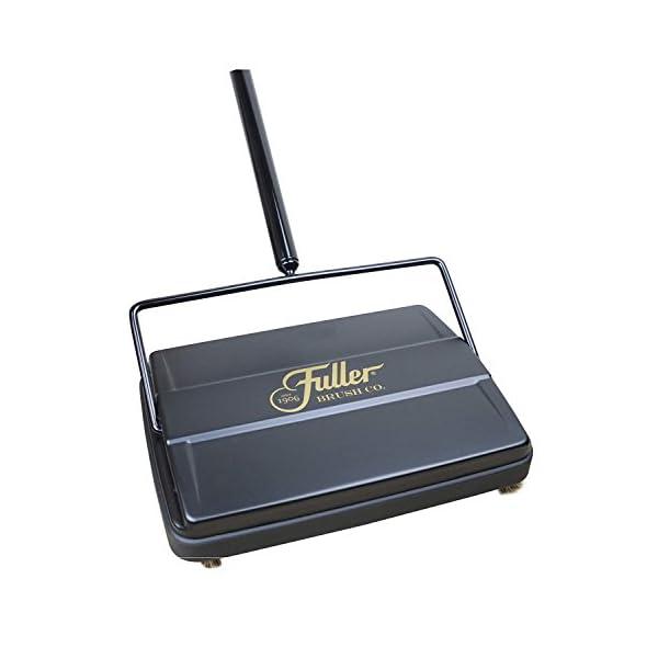 Fuller Brush Electrostatic Carpet & Floor Sweeper – 9″ Cleaning...