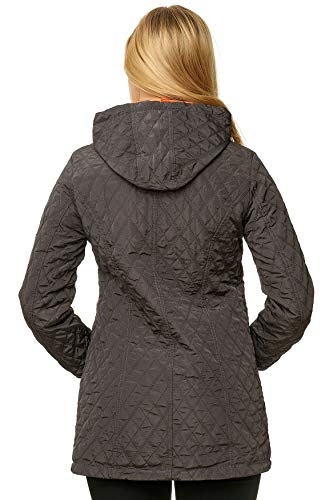 Arizonashopping Veste Gris Parka Transition Femme 05nqB5vr