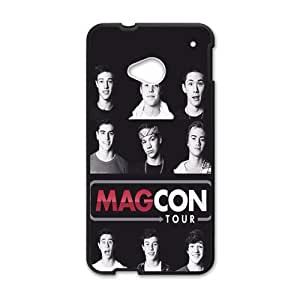 JIANADA Magcon Tour New Style High Quality Comstom Protective Case Coverr For HTC M7