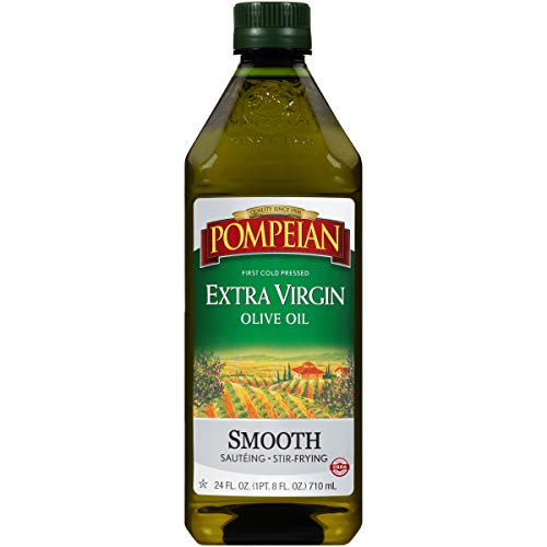 Pompeian Smooth Extra Virgin Olive Oil - 24 Ounce