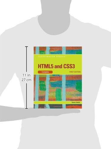 HTML5 and CSS3, Illustrated Complete by Cengage Learning