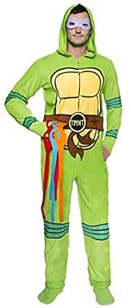 Amazon Com Teenage Mutant Ninja Turtles Unisex Hooded