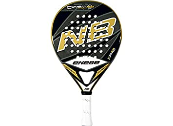 PALA PADEL COMBAT ATTACK CARBON 7.1. CON FUNDA - ENEBE: Amazon.es ...