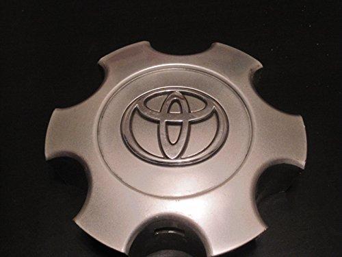 Toyota Sequoia Tundra wheel center cap hubcap 69440 hyper silver