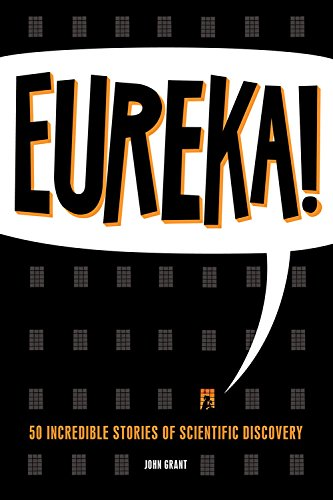Eureka! 50 Scientists Who Shaped Human History: Students, especially science lovers, will enjoy Eureka! and it will also make a great nonfiction tie-in for science or language arts teachers looking to build background information and give context for some of the greatest discoveries in human history.