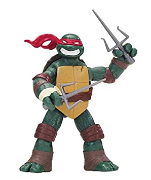 Teenage Mutant Ninja Turtles Raphael Hot-Head & Sharp Sai ...