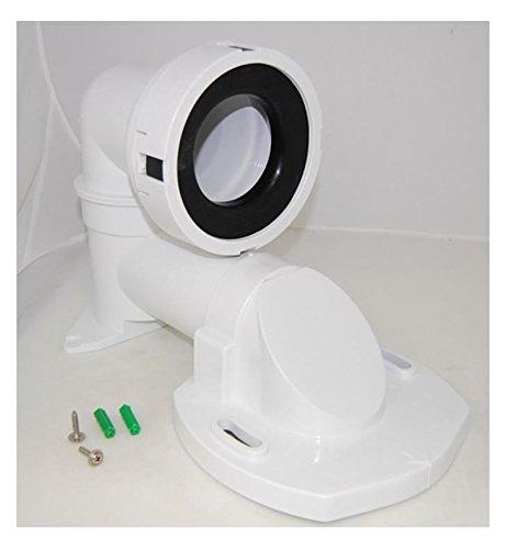 Toto TSU05W.12 White Universal Dual Flush Toilet Rough-In by TOTO