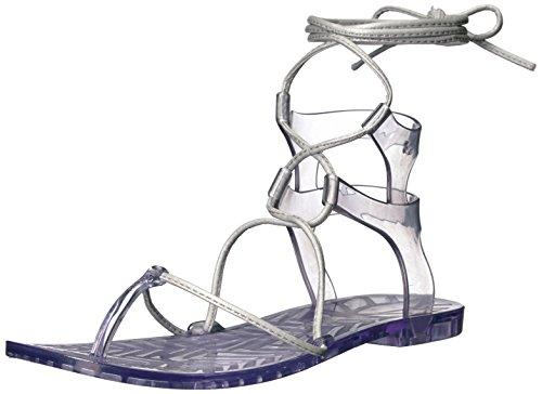 Zaxy Flat Charm Pop Womens Ballet Charm Pop Zaxy Grey Ballet Grey Zaxy Womens Flat x06Zqqw4g5