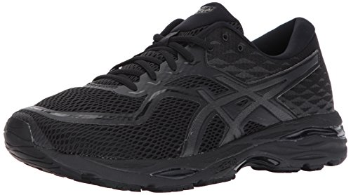 ASICS Mens Gel-Cumulus 19 Running Shoe Black/Phantom, 9.5 Medium US