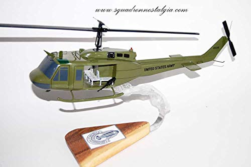 11th Combat Aviation Battalion (1966) UH-1H Model, used for sale  Delivered anywhere in USA