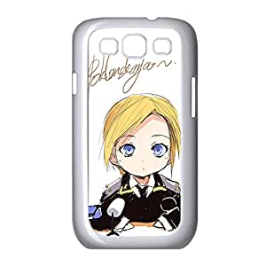 Generic Silicone Defender Phone Case For Teens Custom Design With Natalia Poklonskaya For Samsung Galaxy S3 I9300 Choose Design 5