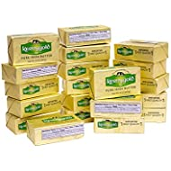 Kerrygold Salted Butter, 8 Oz Foil Pack (Pack Of 20)